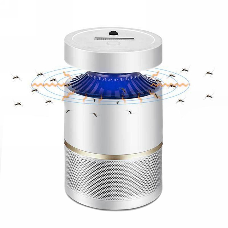 Do It Yourself Home Design: Mayitr LED Electric Mosquito Lamp Modern Fly Pest Bug