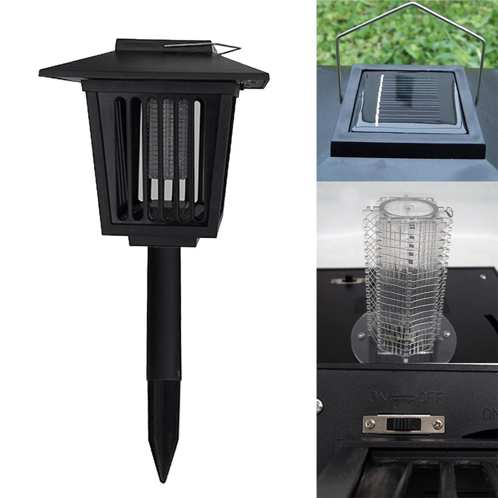 Killer Garden Lamp Pest Zapper Insect 1515cm Solar Powered Outdoor Bug Mosquito Led Uv Environmentally OiXuPkZ